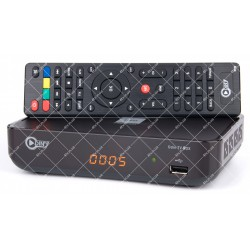 Odin TV Box DVB-T2 LAN H.265 WIFI